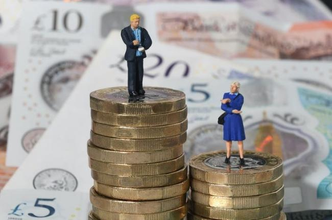 PAY gap: Women are paid less