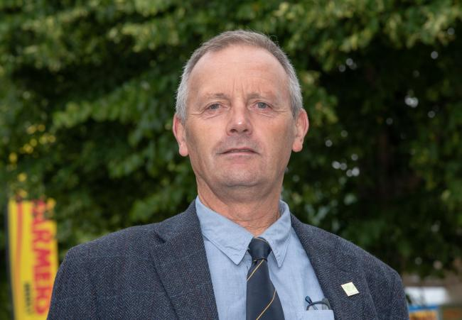 Anger: Phil Stocker, chief exec National Sheep Association