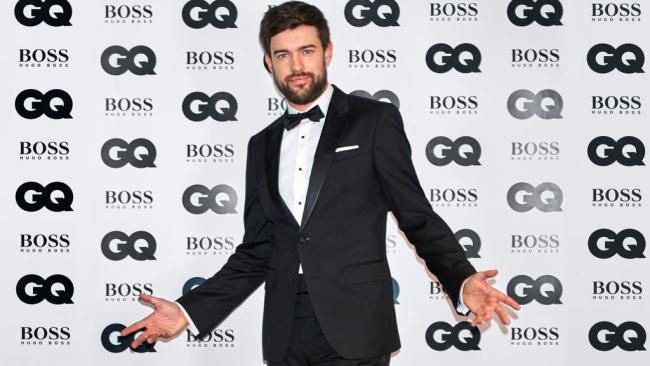 Jack Whitehall takes aim at Donald Trump hosting GQ awards. Picture: PA