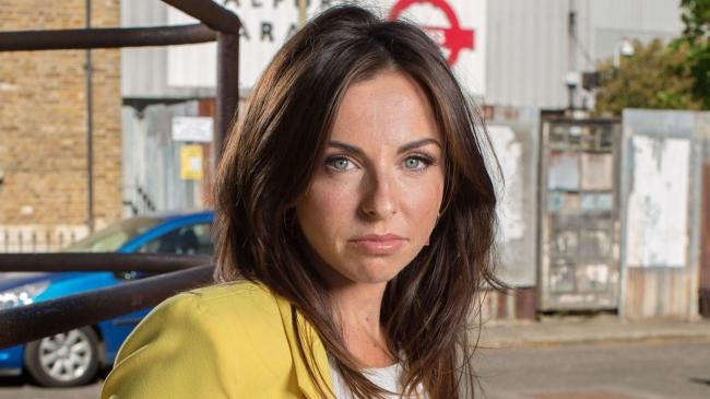 EastEnders: Ruby Allen (Louisa Lytton)> Picture: BBC