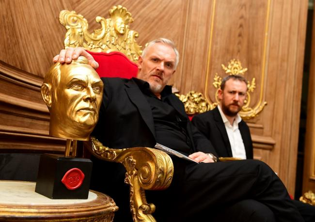 Greg Davies and Alex Horne return with a new season Taskmaster (Channel 4, Thursday)