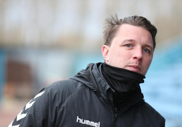 News and Star: Cambridge boss Mark Bonner