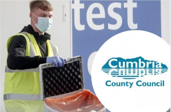 SUPPORT: Cumbria County Council is helping businesses test workers