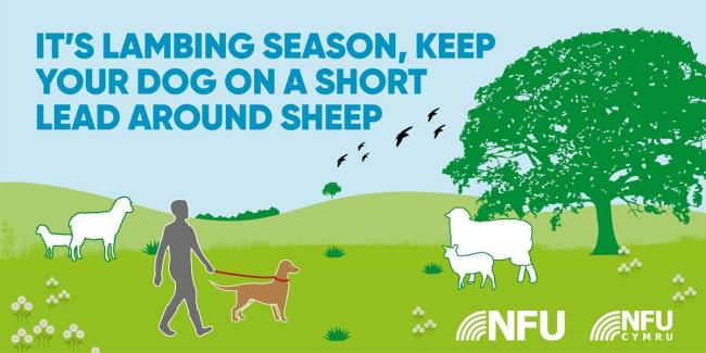 Welcomed: New Countryside Code..Credit NFU