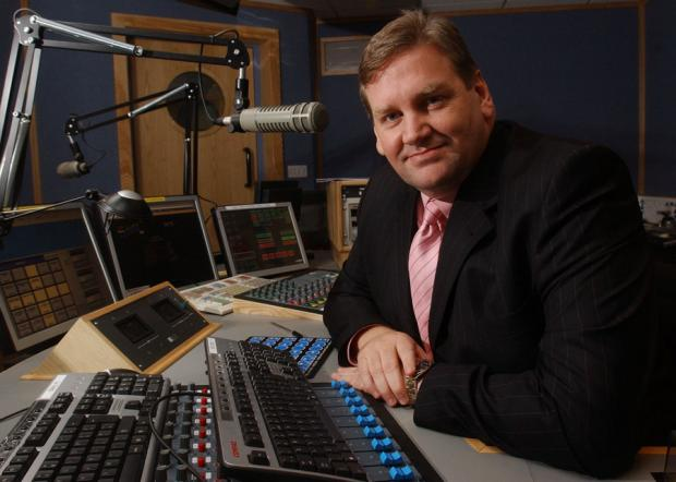 News and Star: Presenting risks: John Myers, one of the rich characters of radio