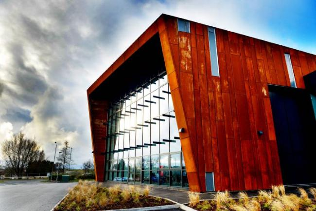 £7.5 million National College for Nuclear due to open today