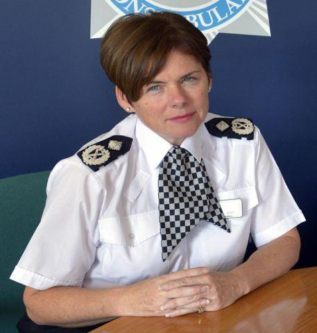 Acting Chief Constable Michelle Skeer