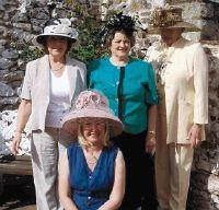 Hats Off To Our Wonderful WI And A Happy 90th Birthday