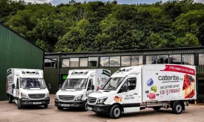 2d71403f711a69 Caterite vans impress judges in prestigious industry award. Caterite vans