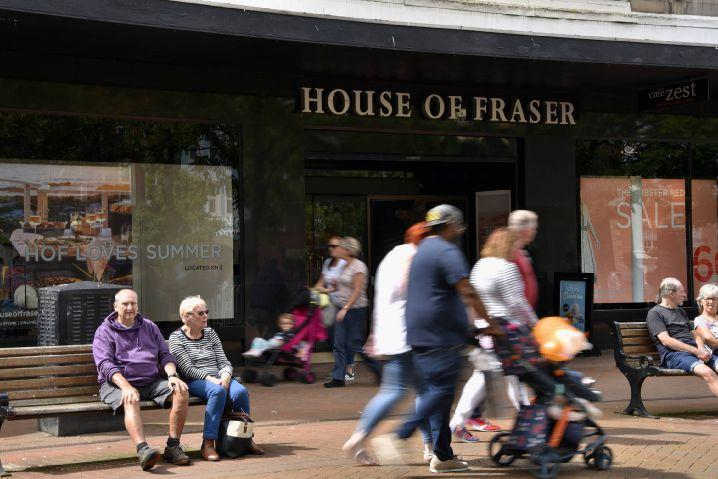 69b16a53e8 House of Fraser latest: Carlisle politicians react to the Sports Direct  decision