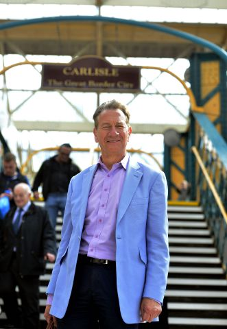 Michael Portillo (photo by Jonathan Becker)