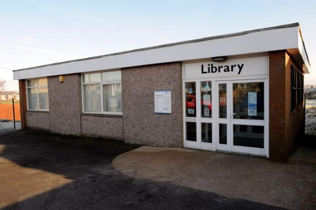 Kells Branch library / /The Kells Branch library at Whitehaven.pic John Story January 21st 201150015703W000.jpg