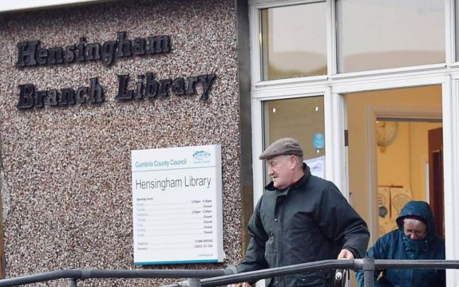 Future of West Cumbria's branch libraries up for debate