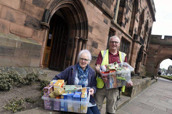 Carlisle Foodbank Moves To New Home News And Star