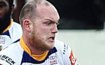 Whitehaven's Carl Forster watched Keighley last weekend