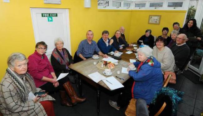 Friends of Cockermouth Library meeting