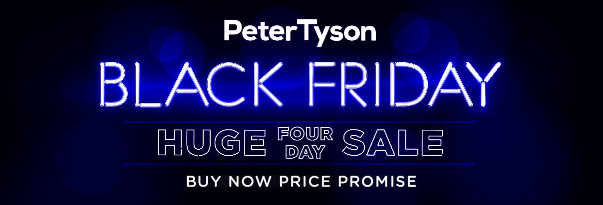 peter tyson black friday deals