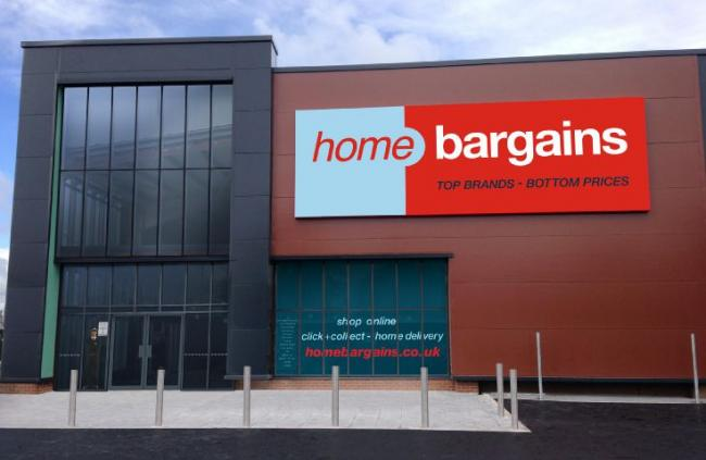 New 50 Jobs Home Bargains Store To Open Tomorrow News And Star
