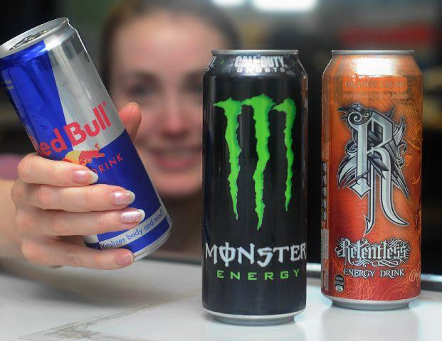Energy drinks - /JON GRANGER REF: 50058380B000