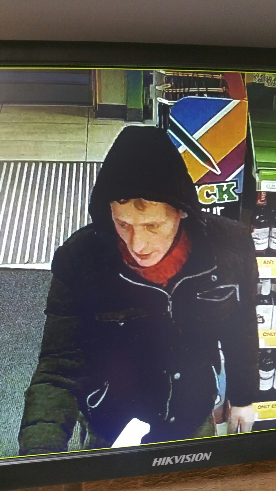 CCTV image released following Penrith burglary