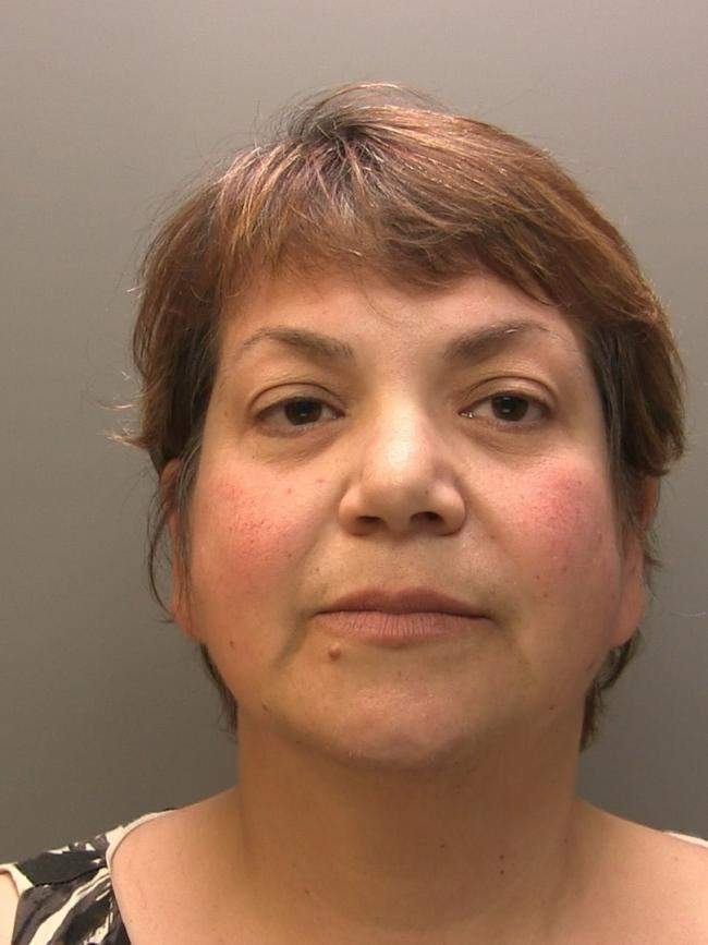 PURE GREED: Zholia Alemi of Workington, jailed for five years for attempting to fraud a pensioner