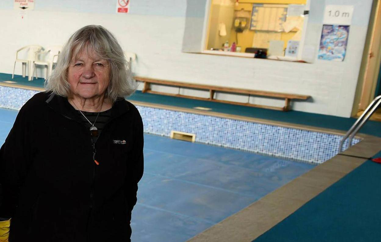 Cumbrian pool to offer naked swimming sessions