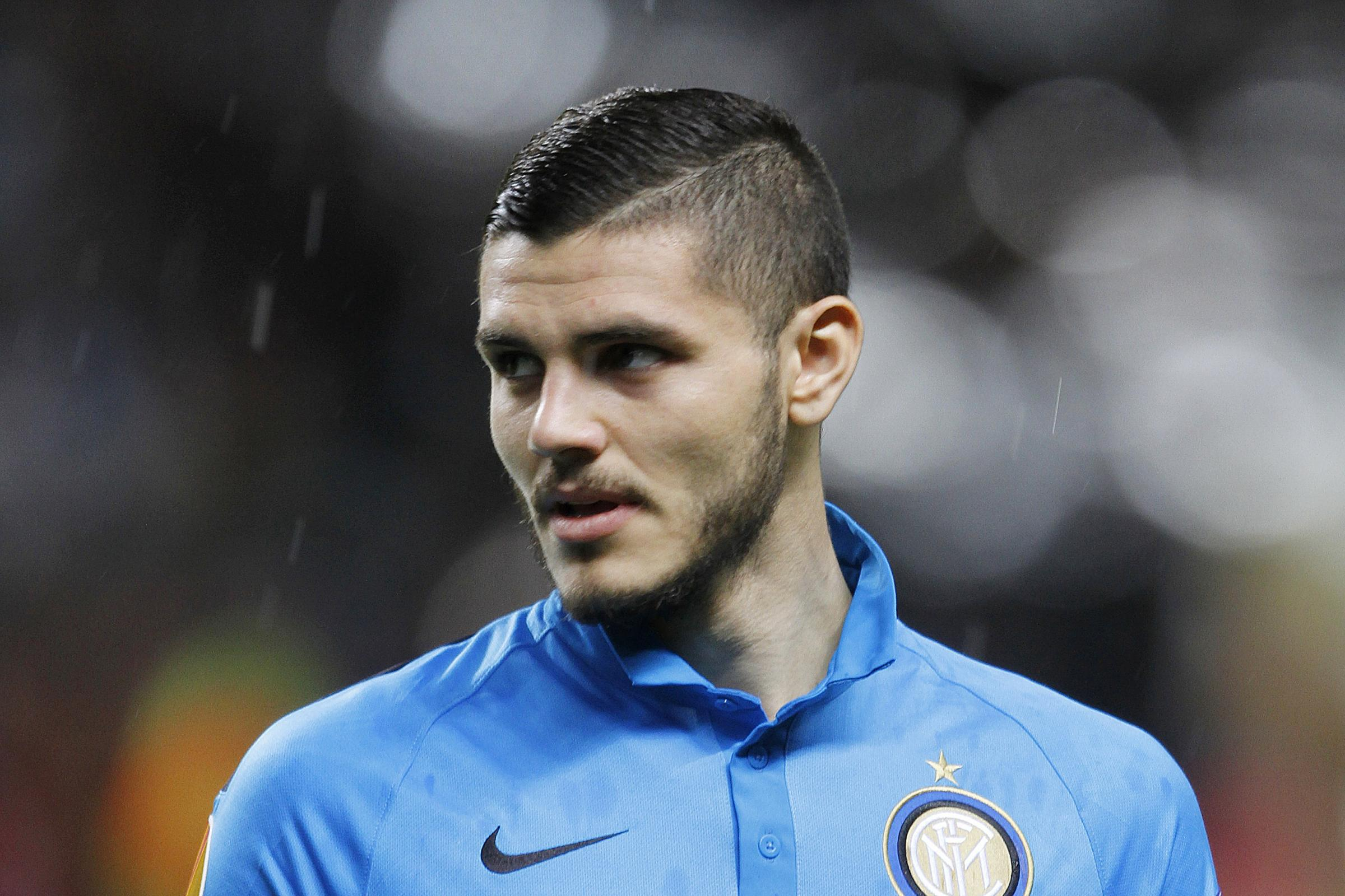 Mauro Icardi is the subject of transfer rumours