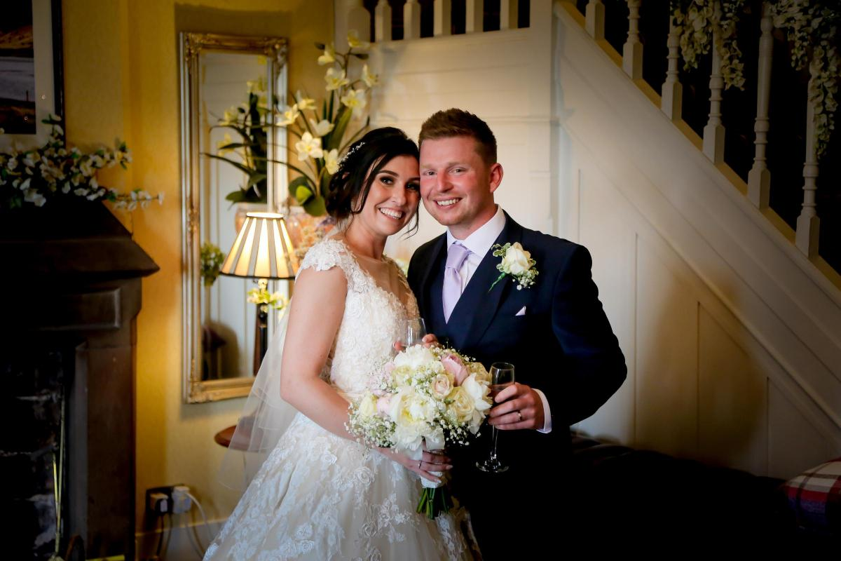 Wedding Album Of The Week Julie Winspear Photography News And Star