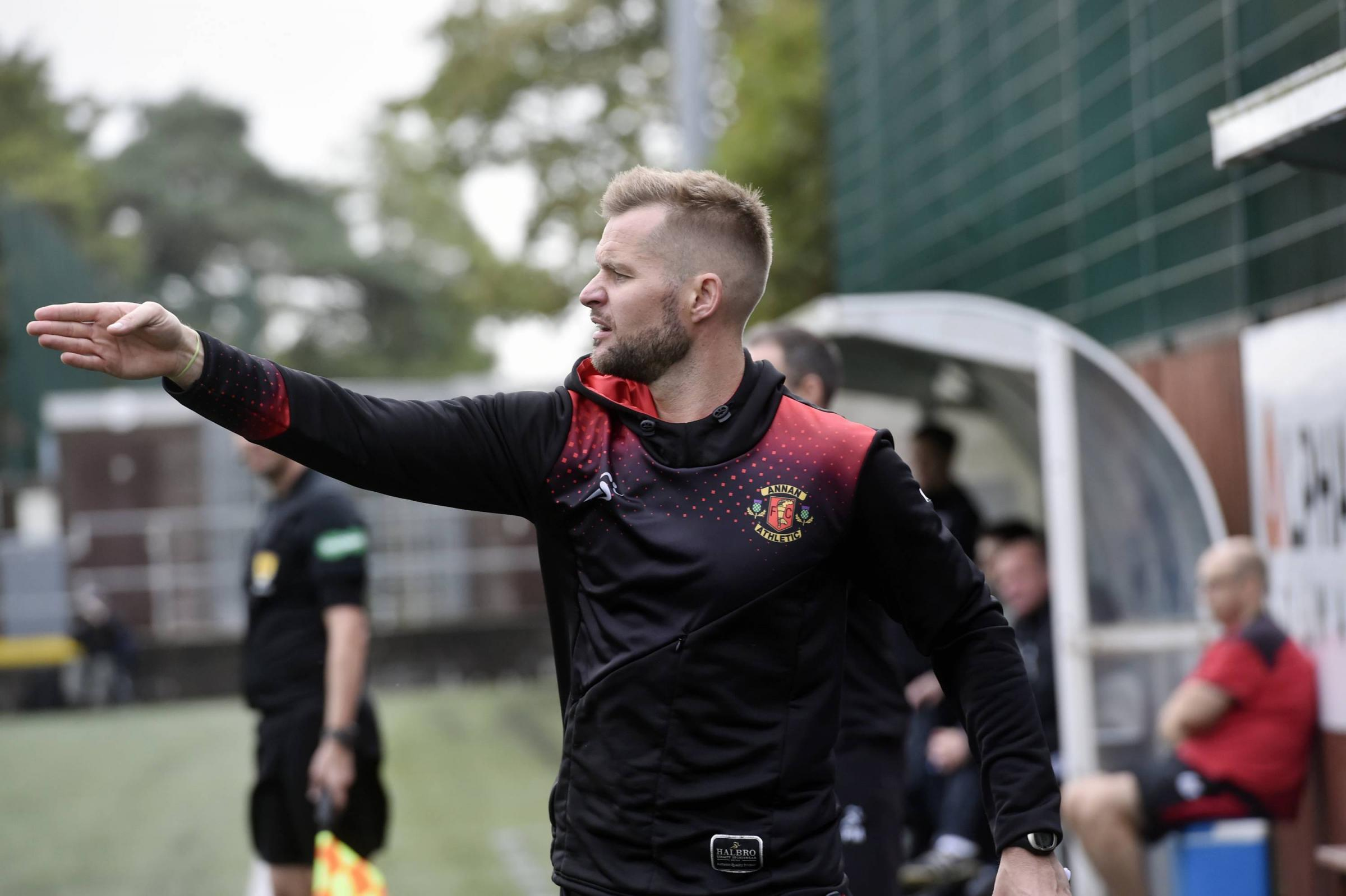 RETURN: Stirling boss Rutkiewicz