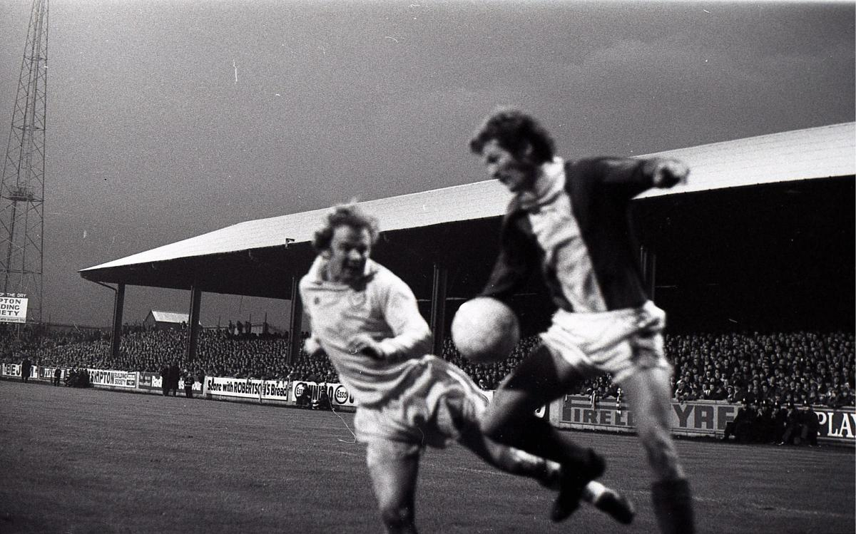 Flashback: When brave Carlisle Utd took on champions Leeds in 1974