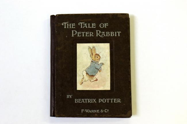 Collection Of 60 Beatrix Potter First Edition Books To Be Sold At Auction by News and Star