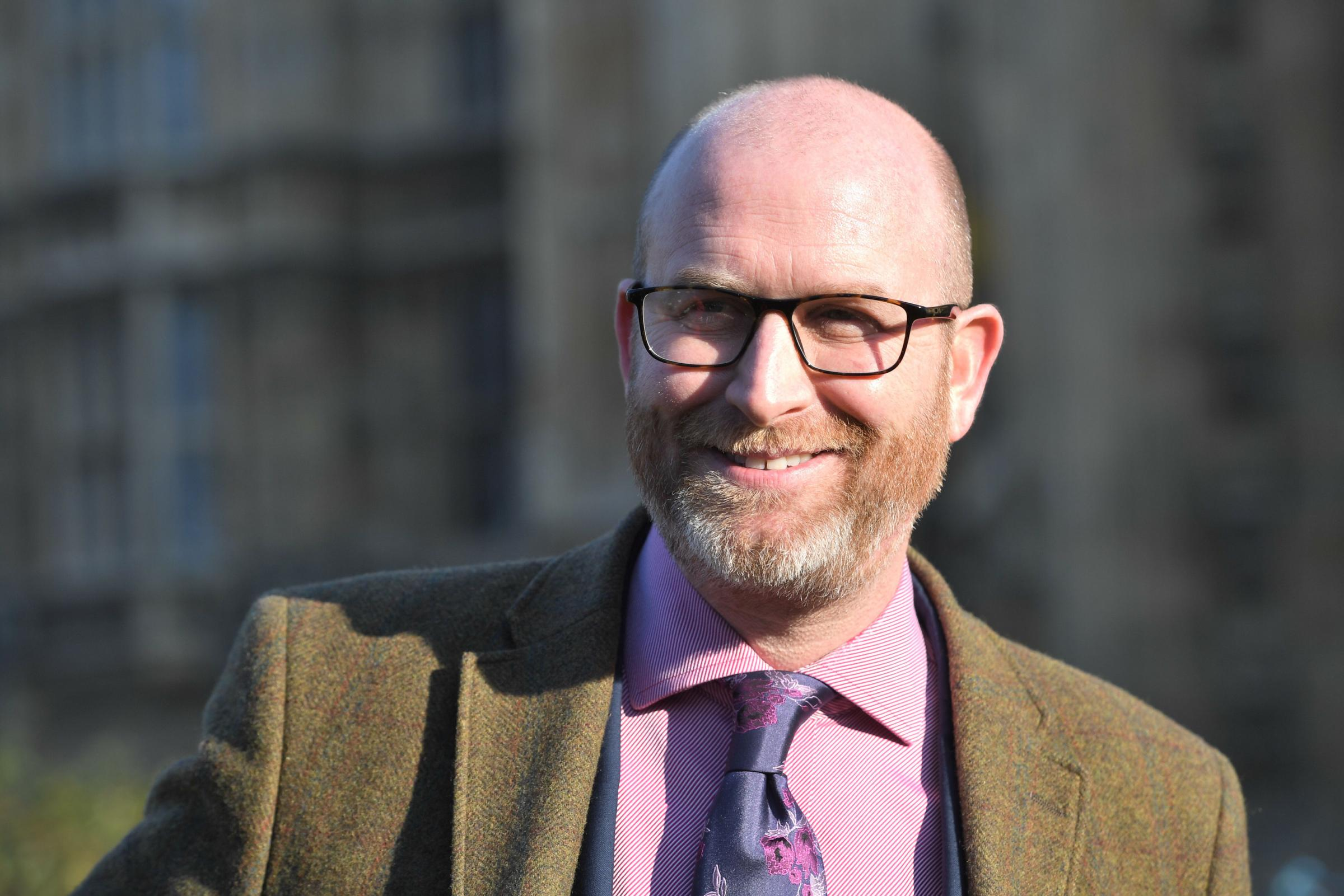 Former Ukip leader Paul Nuttall has resigned Victoria Jones/PA Wire