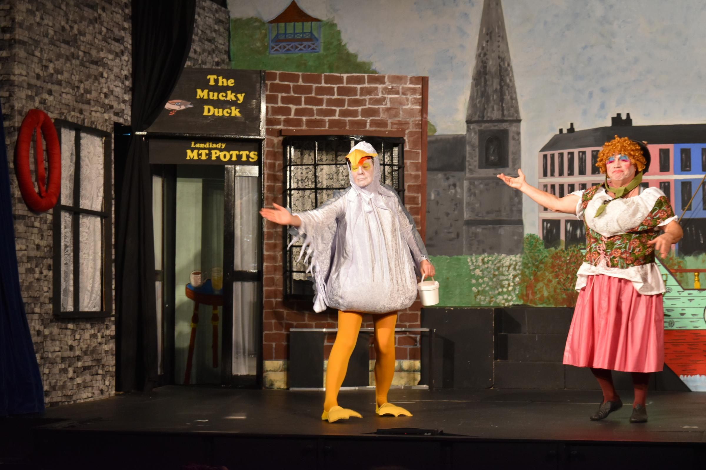 Wigton Panto Pirates Of The Curry Bean Is Sell Out Success