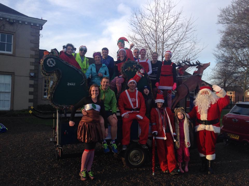 Christmas Parkrun.Get Involved In A Christmas Day Parkrun In Carlisle News