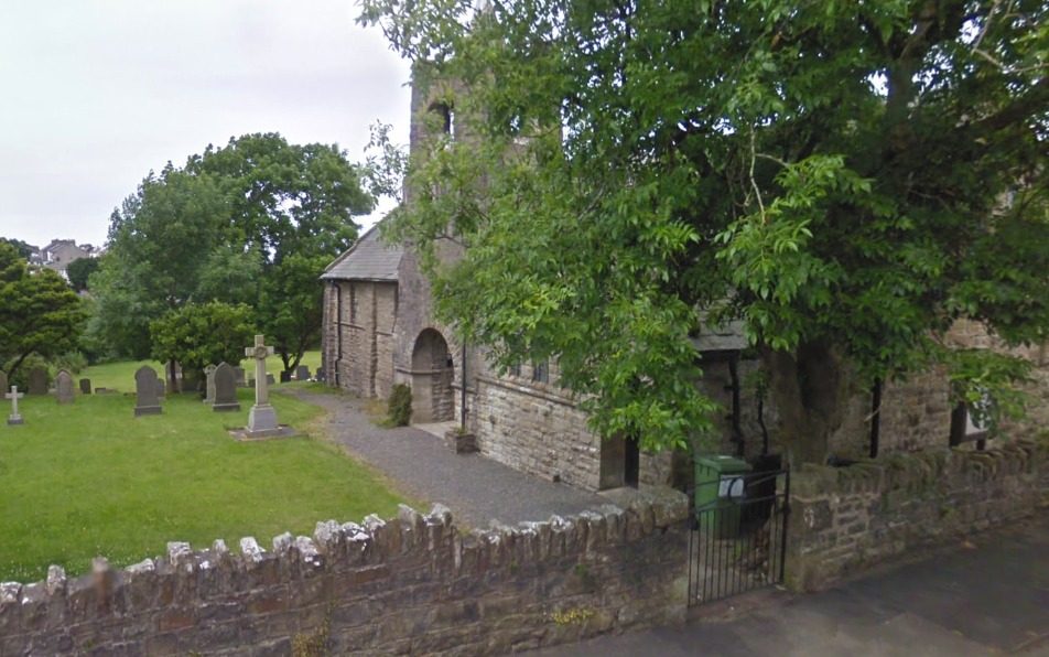 St Columba's Church  Photo: Google Street View