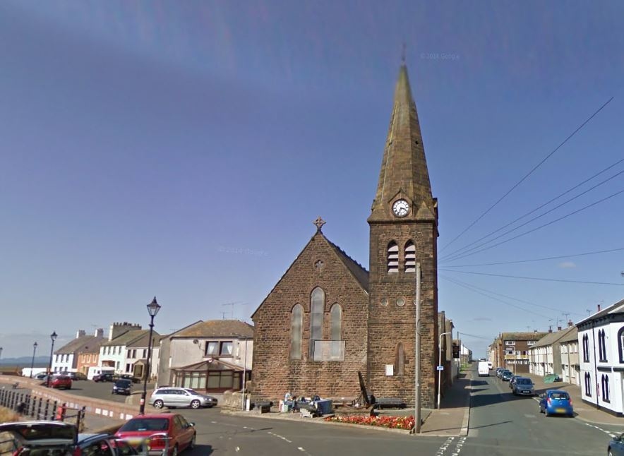 Christ Church, Maryport. Picture: Google Street View