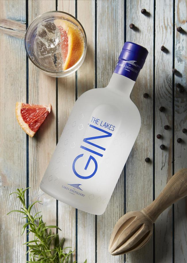 Lakes Gin from Lakes Distillery