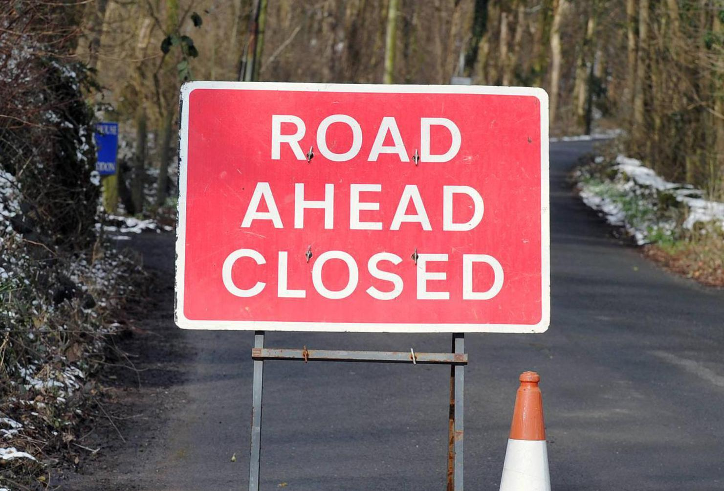 St Bees road closure