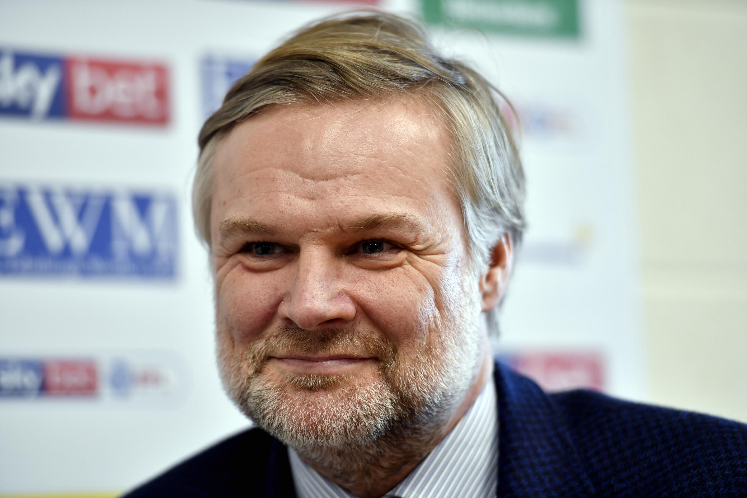Manager: Steven Pressley's Carlisle United side have seen their League Two clash at Crewe postponed due to a frozen pitch