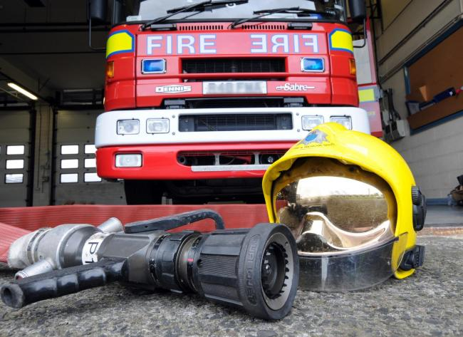 Crews attend fridge freezer fire in Penrith