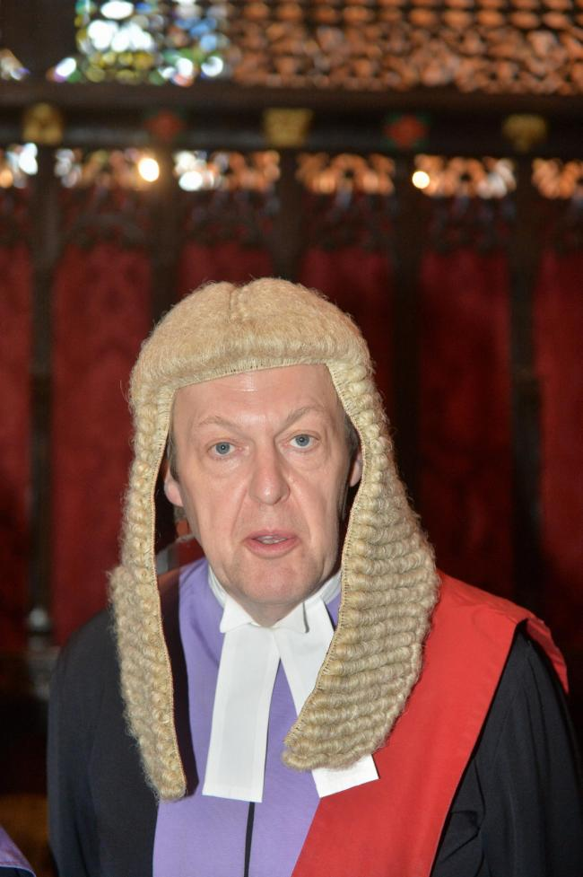 His Honour Judge Peter Davies