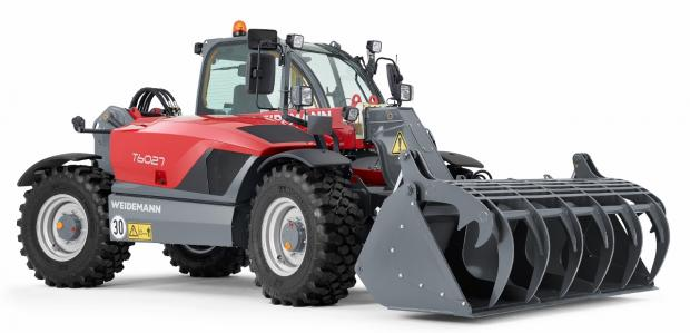 News and Star: The T6027 is a formidable farm machine