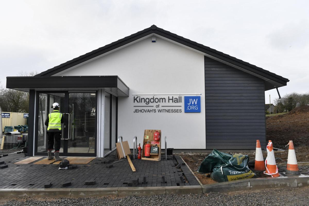 New Jehovah's Witness worship hall nearly finished | News and Star
