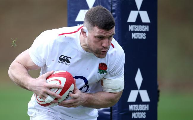Mark Wilson: The Cumbrian drops to the bench for England's Six Nations match at home to Italy on Saturday
