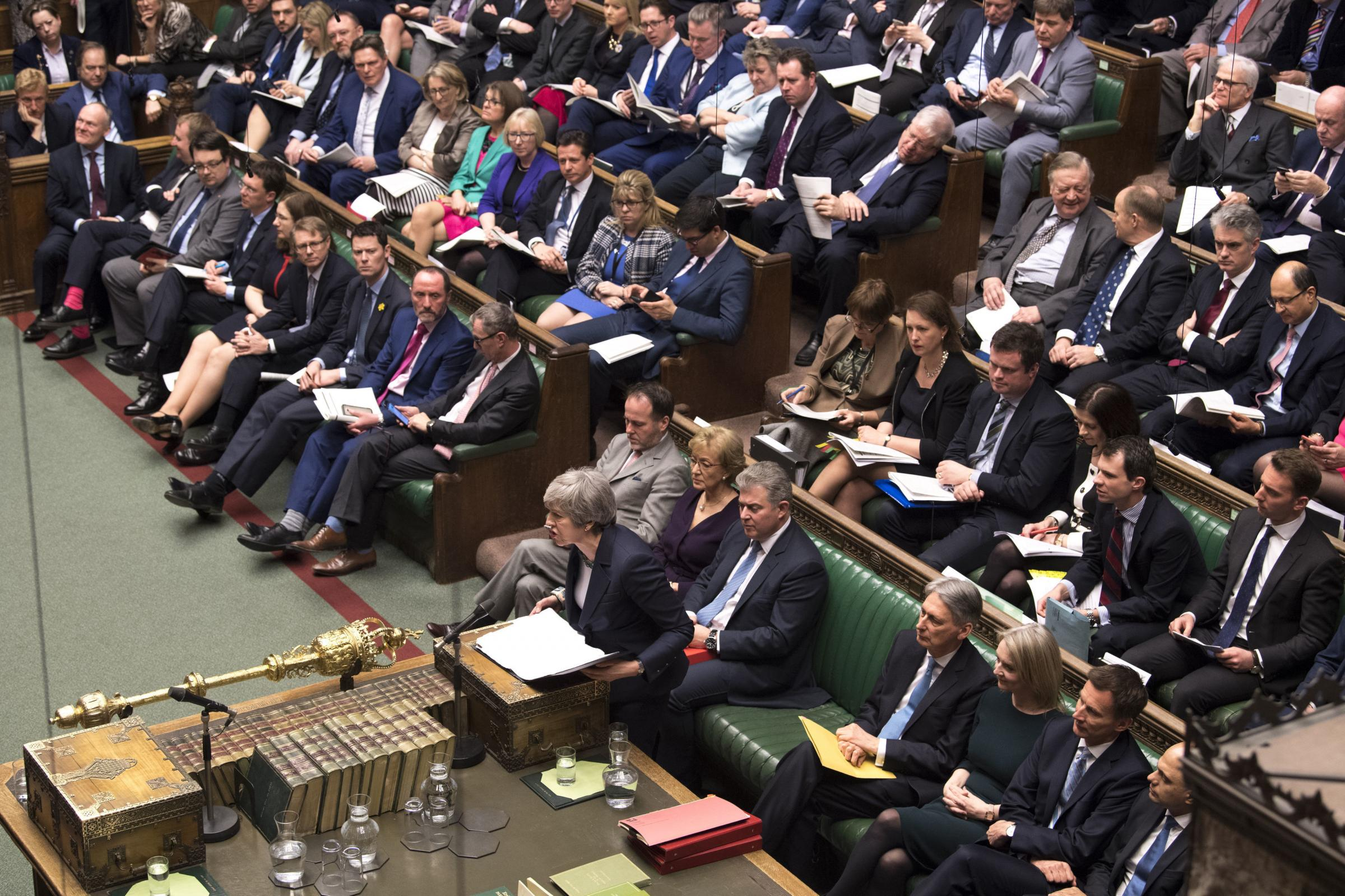 No-Deal Brexit amendment passed by House of Commons