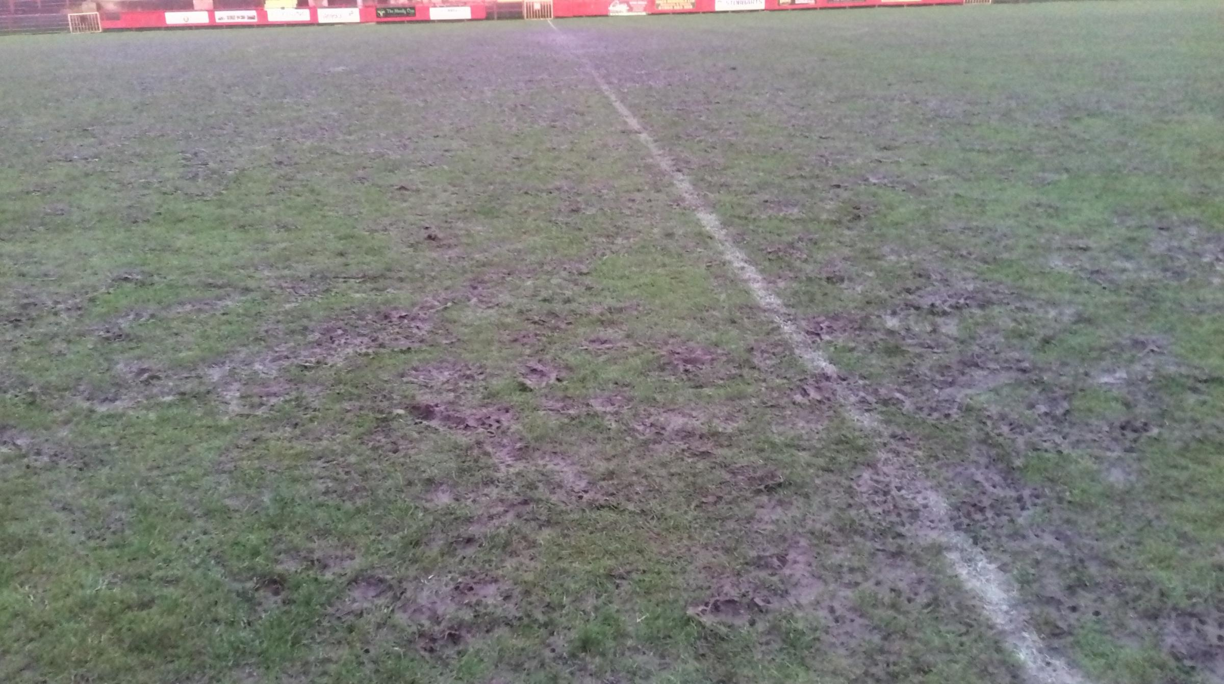 Help is needed to make Borough Park fit to play on, tomorrow