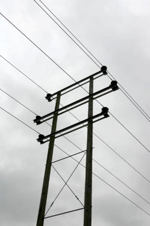 Homes without power near Penrith