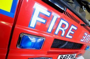 CALLOUT: Firefighters were sent to the property in Stanwix in the early hours