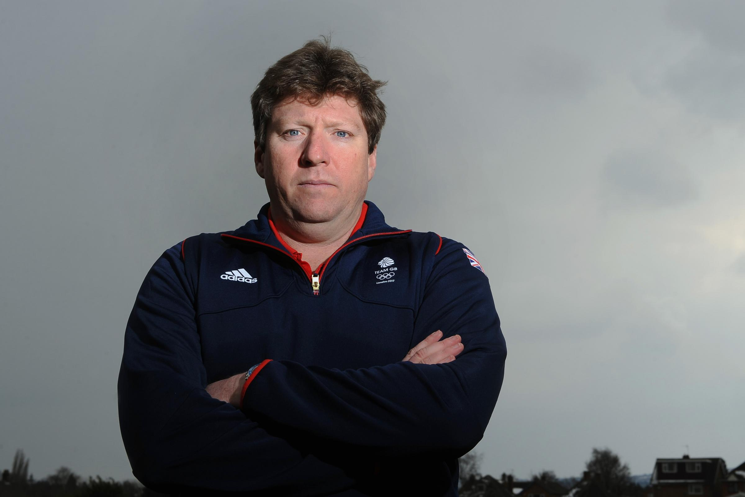 Brendan Purcell was appointed director of performance for British Rowing a year ago