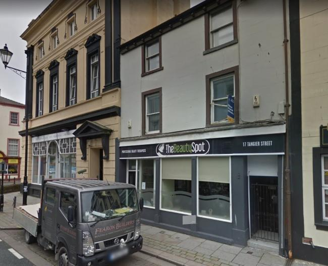 The Corner Bar in Whitehaven. Picture courtesy of Google Streetview